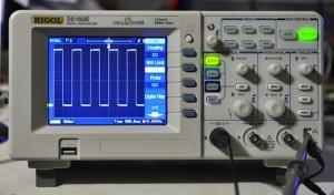 Fungsi Oscilloscope