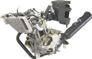 Fungsi Sistem Pendingin Pada Sepeda Motor