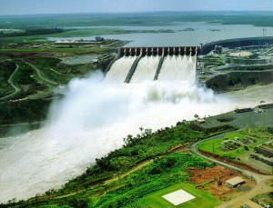 Definisi Pembangkit Listrik Tenaga Air
