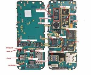 Mengenal komponen handphone